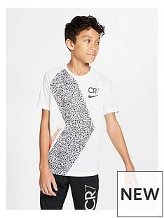 nike-youth-cr7-short-sleeved-dry-t-shirt-whitenbsp