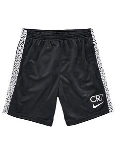 nike-youth-boysnbspcr7-dry-short-black