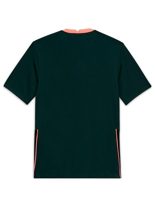 Nike Youth Tottenham 2020 21 Away Short Sleeved Stadium Jersey Green Very Co Uk