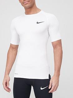 nike-nike-pro-compression-short-sleeve-top-white