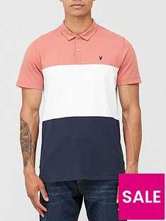 very-man-colour-block-polo-shirt-multi