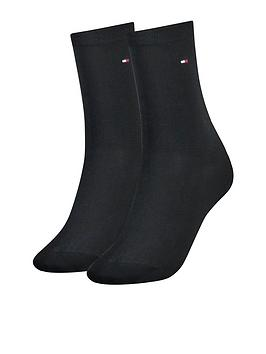tommy-hilfiger-casual-sock-2-packnbsp--navy