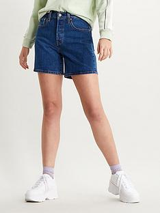levis-501-mid-thigh-short-bluenbspdenim