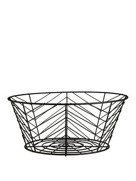 premier-housewares-iron-vertex-fruit-basket