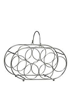 premier-housewares-metal-wire-6-bottle-wine-rack
