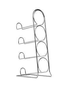 premier-housewares-metal-wire-4-bottle-wine-rack