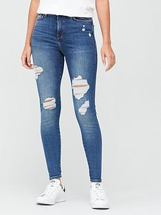 v-by-very-ella-high-waisted-side-rip-skinny-jean-mid-wash