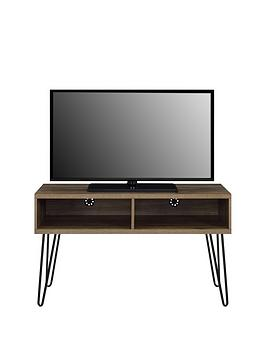 Owen Tv Unit - Walnut (Fits Up To 44 Inch Tv)