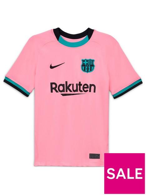 nike-youth-barcelona-2021-third-short-sleeved-stadium-jersey-pink