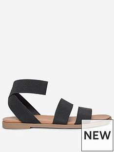 dorothy-perkins-comfort-fonny-flat-sandal-black
