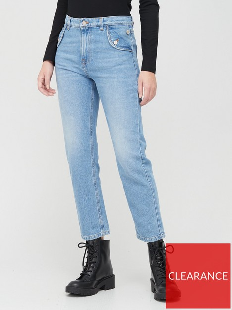 ps-paul-smith-slim-leg-pocket-detail-jeans-blue