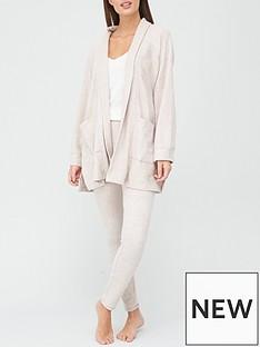 dkny-long-sleeve-cozy-and-legging-sleep-set-beige