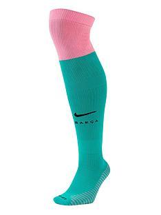 nike-barcelona-2021-third-socks-green