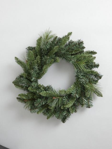 plainnbspready-to-decoratenbspchristmasnbspwreath