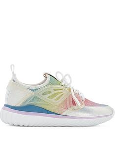 sophia-webster-fly-by-trainers-silver