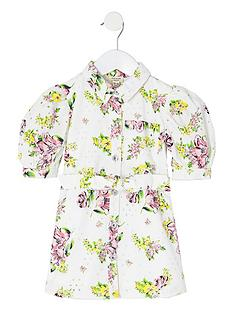 river-island-mini-girls-floral-broderie-shirt-dress-white
