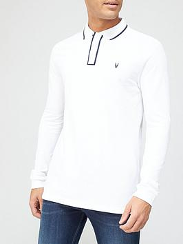 very-man-placket-tipped-pique-long-sleeve-polo-whitenbsp