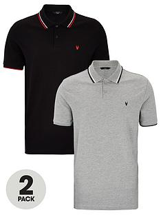 very-man-essentialsnbsptipped-pique-polo-shirt-2-packnbspnbsp--multi