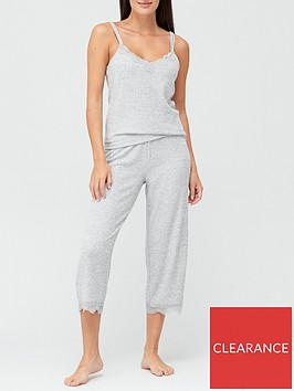 v-by-very-mix-and-matchnbsplace-trim-rib-pyjama-top-grey