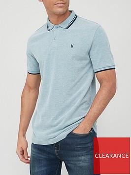 very-man-essentials-pique-polo-shirt-teal