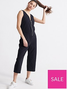 superdry-wide-leg-jumpsuit-black