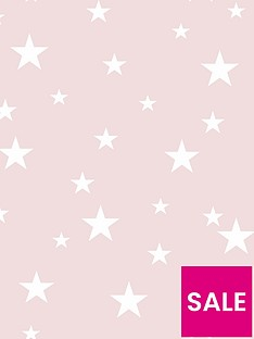 arthouse-diamond-stars-blush-wallpaper