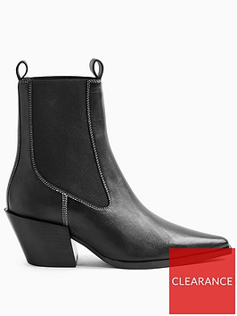 topshop-mystery-leathernbspwestern-boots-black