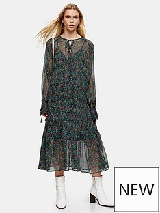 topshop-petite-ditsy-chuckon-midi-dress-multi