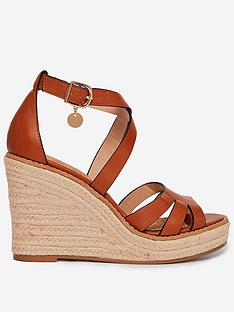 dorothy-perkins-rolly-ankle-wedge-tan