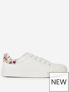 dorothy-perkins-wide-fit-floral-inky-trainersnbsp--white