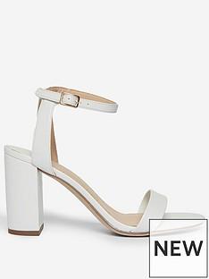 dorothy-perkins-wide-fit-shimmer-block-heeled-sandal-white