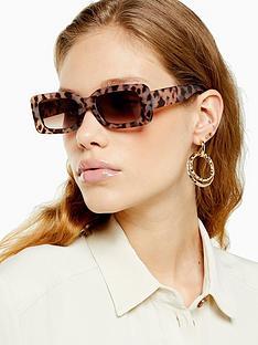 topshop-bruce-square-sunglasses-brown