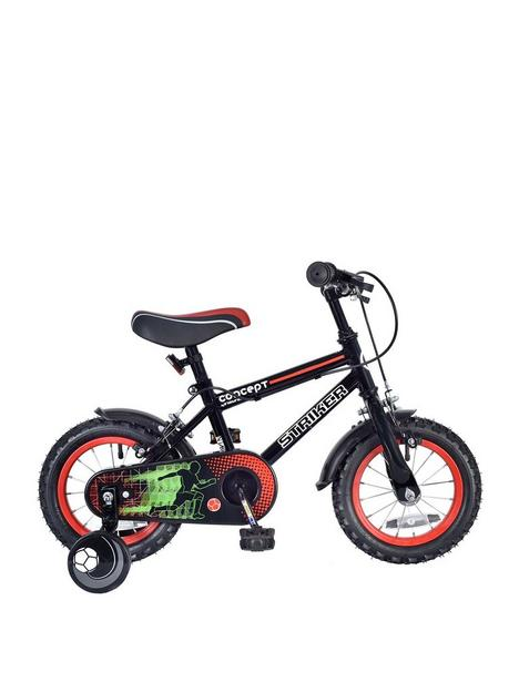 concept-concept-striker-boys-7-inch-frame-12-inch-wheel-bike-black