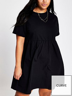 ri-plus-jersey-peplum-dress-black