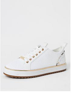 river-island-knitted-lace-up-trainers-white
