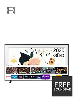samsung-the-frame-2020-55-inch-qled-4k-ultra-hd-art-mode-hdr-smart-tv