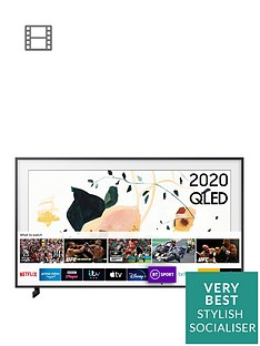 samsung-the-frame-2020-43-inch-qled-4k-ultra-hd-art-mode-hdr-smart-tv