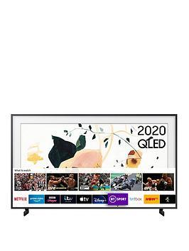 samsung the frame 2020 - 43 inch, qled, 4k ultra hd, art mode, hdr, smart tv