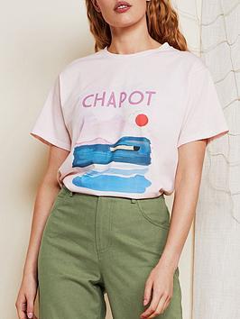 fabienne-chapot-chapot-t-shirt-pink