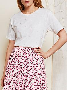 fabienne-chapot-phil-polka-dot-embroidered-t-shirt-white