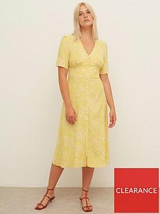 nobodys-child-alexa-midi-dress-mustard