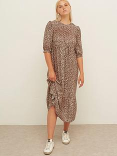 nobodys-child-rachel-smock-dress-leopard-print