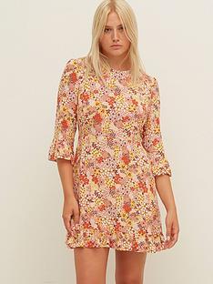 nobodys-child-fleur-mini-dress