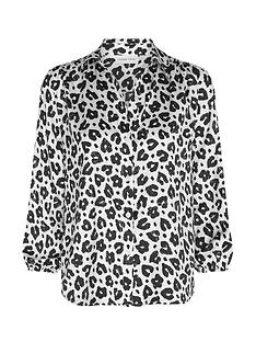 fabienne-chapot-miranda-leopard-print-blouse-whiteblack
