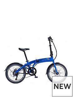 viking-viking-gravity-20-inch-wheel-24v-250w-electric-folding-bike-blue