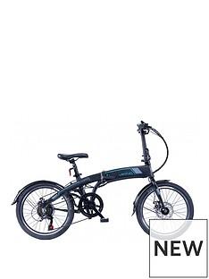viking-viking-gravity-20-inch-wheel-24v-250w-electric-folding-bike-black
