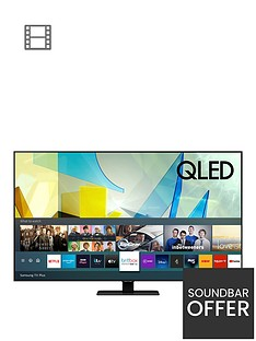 Samsung QE55Q80T 55 inch, QLED, 4K Ultra HD, Quantam Processor, Object Tracking Sound, HDR 1500, Smart TV Best Price, Cheapest Prices
