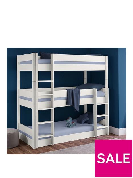 julian-bowen-trio-triple-stacker-bunk-surf-white