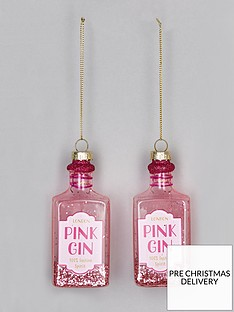 sass-belle-set-of-2-pink-gin-bottle-shaped-baubles