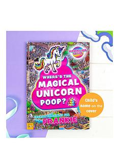 personlised-wheres-the-magical-unicorn-poop-book